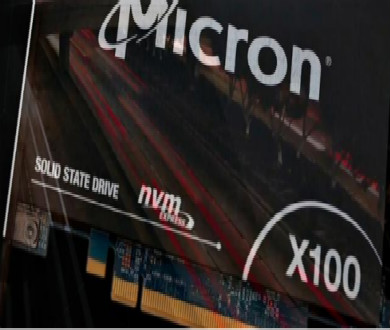 Micron's first 3D XPoint flash demonstrated the power of 3D XPoint flash! - Image