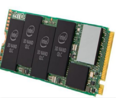 Intel SSD 665p is coming soon with higher performance and better performance. - Image