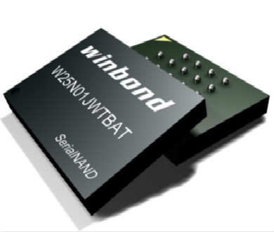 Winbond becomes the world's largest supplier of Nor Flash? - Image