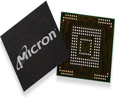 Fierce competition among memory chip manufacturers DRAM chips are the main source of revenue. - Image